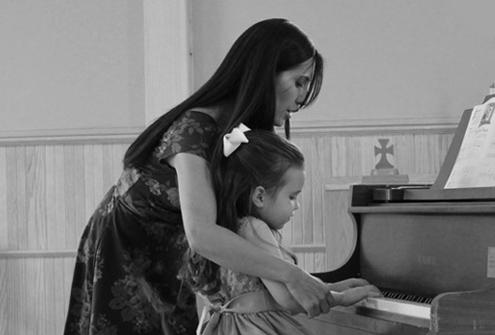 Private individual lessons at Elizabeth Sang Piano and Violin Studio